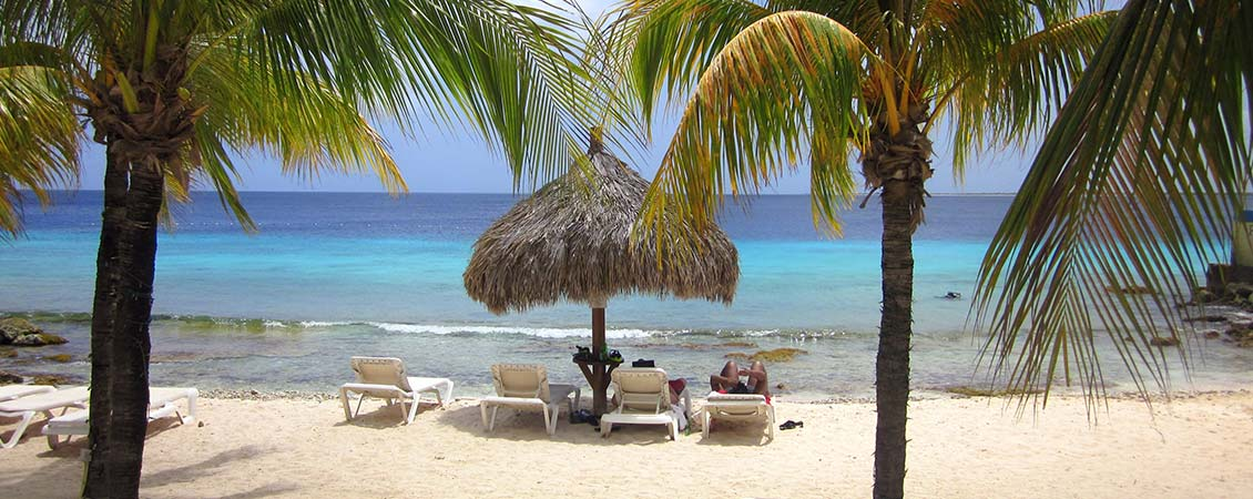 banner_karibik_bonaire_plaza_resort_strand