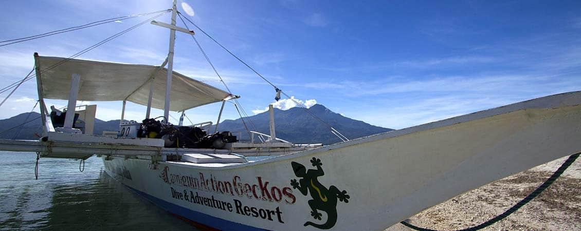 banner_philippinen_camiguin_action_geckos_tauchboot