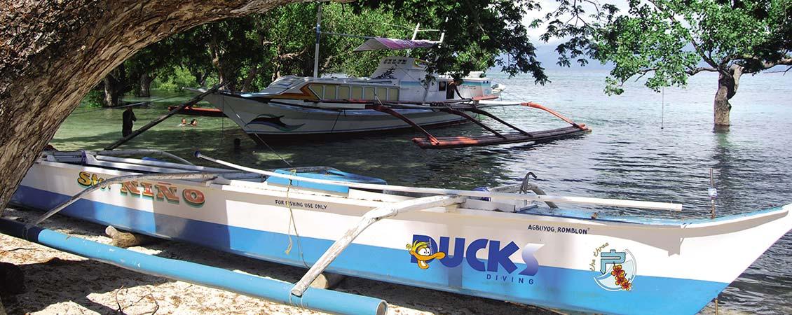 banner_philippinen_romblon_three_p_tauchboot