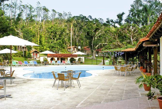 Hotel Rancho San Vicente Vinales Cuba