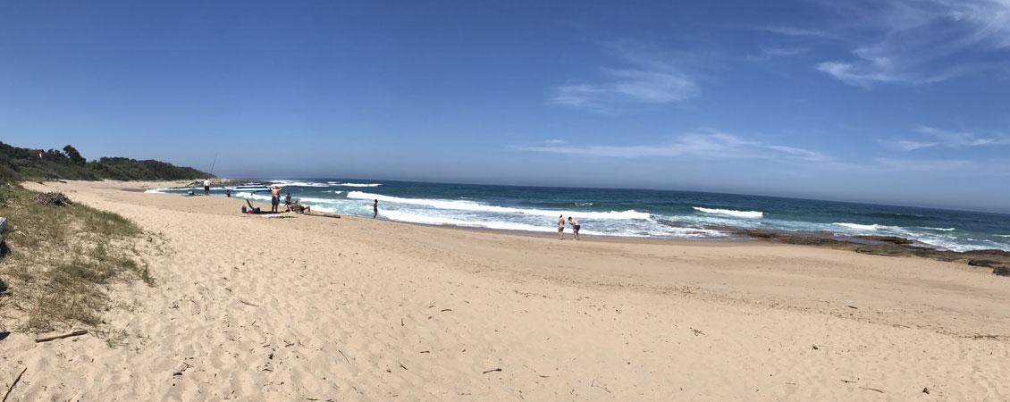 banner_suedafrika_shelly_beach_protea_banks_emerald_cove_strand