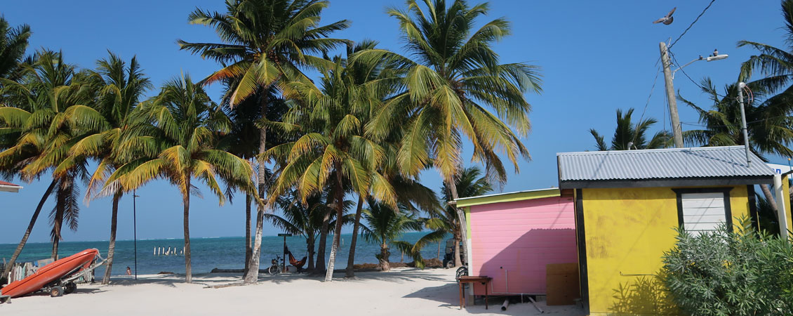 banner_belize_caye_caulker_backpacker_strand_karibik_urlaub