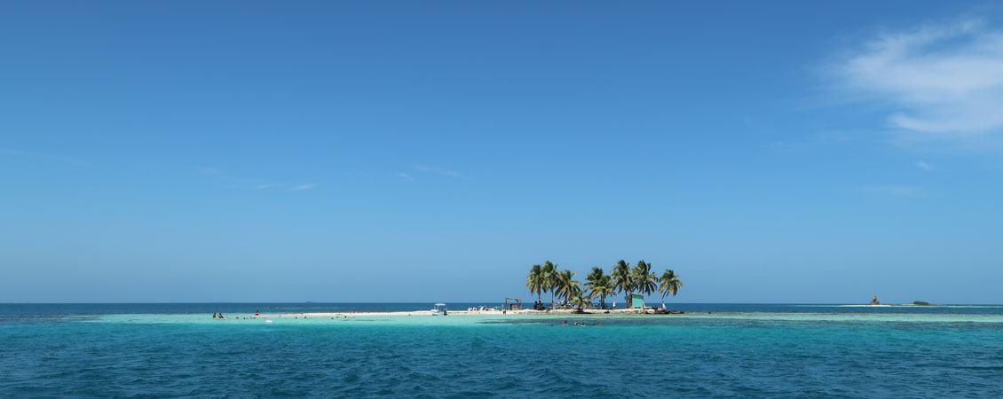 banner_belize_placencia_glovers_reef_insel