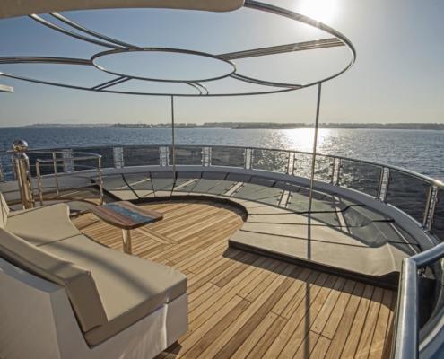 Sea Serpent Excellence - Fly Bridge