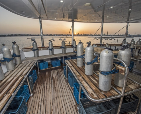 Sea Serpent Grand - Dive Deck