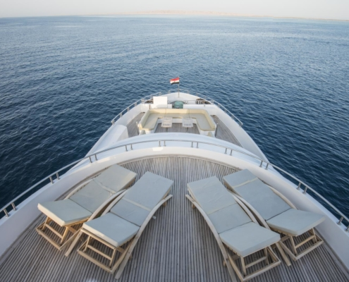 Sea Serpent Grand - Fly Deck
