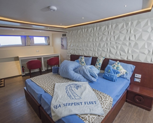 Sea Serpent Grand - Main Deck Suite