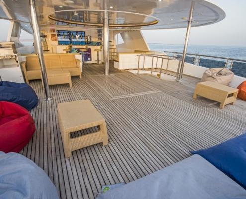 Sea Serpent Grand - Sun Deck