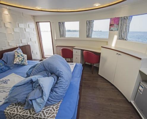 Sea Serpent Grand - Sun Deck Suite