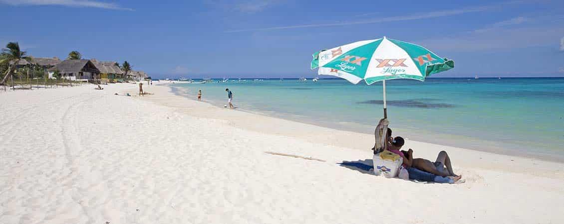 banner_karibik_mexiko_playa_del_carmen_strand