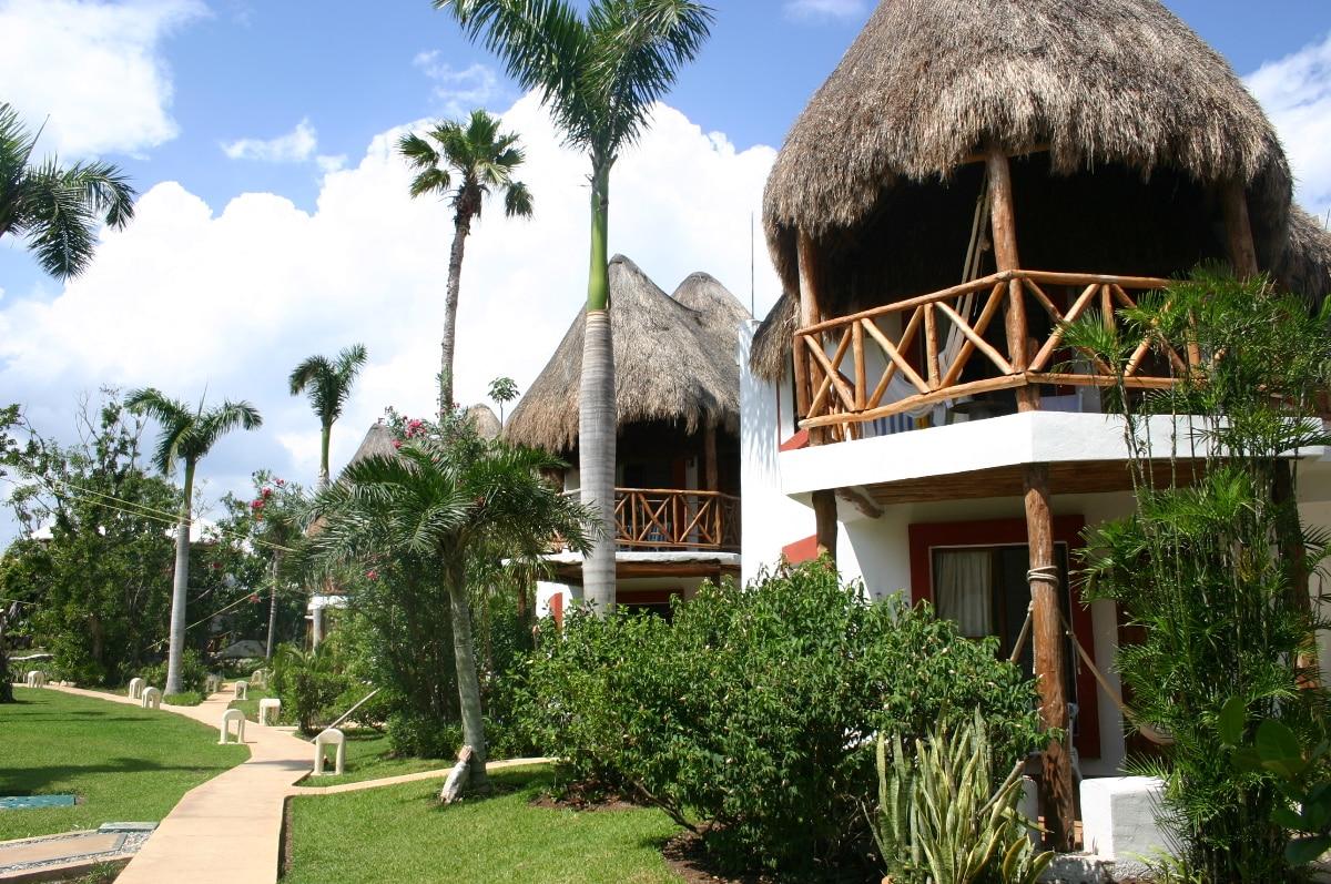 Mahekal Beach Resort Playa Del Carmen Riviera Maya Mexico